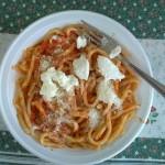 Maccarruna pasta fresca Sicilia balestrate
