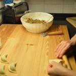 Tipico dolce Balestratese preparatato con farina di ceci