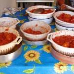 Passata di pomodoro fatta in casa tradizione